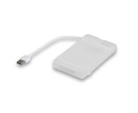 """i-tec Obudowa do dysku 2.5"""" MySafe (USB 3.0, biały) - 456355 - zdjęcie 1"""