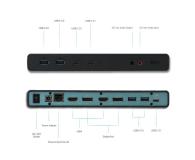 i-tec USB 3.0/USB-C/Thunderbolt 3 Dual Display, PD 65W - 456371 - zdjęcie 3