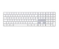 Apple Magic Keyboard z Polem Numerycznym White - 368554 - zdjęcie 1