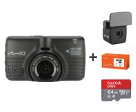 """Mio MiVue 792 Pro Dual Full HD/2,7""""/140/Wi-Fi + 64GB - 457203 - zdjęcie 1"""