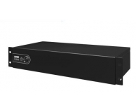 "Ever ECO Pro 1000 (1000VA/650W, AVR, CDS, 19"" 2U) - 456723 - zdjęcie 1"
