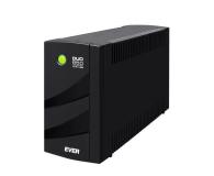Ever DUO 850 AVR (850VA/550W, 6xIEC, USB, AVR) - 456719 - zdjęcie 1