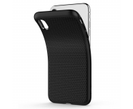 Spigen Liquid Air do iPhone XR Matte Black - 452097 - zdjęcie 4