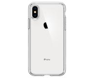 Spigen Ultra Hybrid do iPhone XS Crystal Clear - 451997 - zdjęcie 2