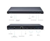 i-tec USB-C - USB, HDMI, DisplayPort, RJ-45, PD, 4K - 456327 - zdjęcie 3