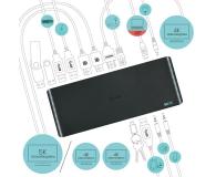 i-tec USB 3.0/USB-C/Thunderbolt 3, 3x 4K + PD 85W - 456327 - zdjęcie 4