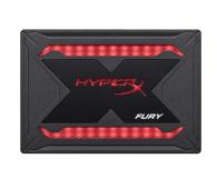 "HyperX 240GB 2,5"" SATA SSD Fury SHFR RGB - 457693 - zdjęcie 1"