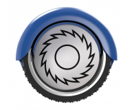 Razor Hovertrax 1.0 niebieska  - 454367 - zdjęcie 3