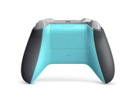 Microsoft Pad Xbox One Wireless Controller Grey/Blue - 457964 - zdjęcie 4