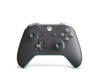 Microsoft Pad Xbox One Wireless Controller Grey/Blue - 457964 - zdjęcie 1
