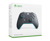 Microsoft Pad Xbox One Wireless Controller Grey/Blue - 457964 - zdjęcie 5