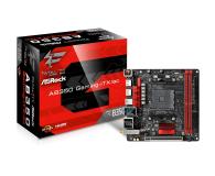 Płyta główna Socket AM4 ASRock Fatal1ty AB350 Gaming-ITX/AC
