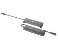 Unitek HUB USB-C 3.1 - 3 x USB 3.0 + HDMI - 458666 - zdjęcie 3
