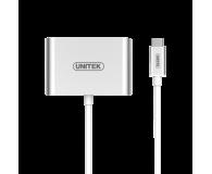 Unitek Adapter USB-C - HDMI, VGA - 457996 - zdjęcie 2