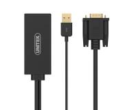 Unitek Adapter VGA do HDMI + Audio - 458709 - zdjęcie 1
