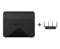 Synology RT2600ac + MR2200ac (2200Mb/s a/b/g/n/ac)  - 458753 - zdjęcie 1