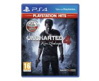 Sony UNCHARTED 4: KRES ZŁODZIEJA  - PS4 HITS - 446546 - zdjęcie 1