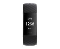 Fitbit Charge 3 Czarno - Grafitowy - 449633 - zdjęcie 2