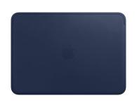 "Apple Leather Sleeve do MacBook 12"" Midnight Blue - 394724 - zdjęcie 1"