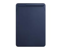 "Apple Leather Sleeve do iPad Pro 10.5"" Midnight Blue - 369424 - zdjęcie 1"