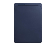 Apple Leather Sleeve do iPad Pro 12,9'' Midnight Blue - 369420 - zdjęcie 1