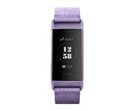 Fitbit Charge 3 Special Edition Różowe Złoto - Lawendowy - 449642 - zdjęcie 2