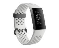 Fitbit Charge 3 Special Edition Grafitowo - Biały - 449641 - zdjęcie 1
