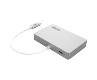 Unitek HUB USB-C - 3x USB 3.0 + czytnik kart + PD - 459532 - zdjęcie 2