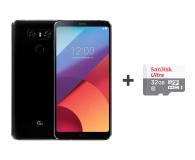LG G6 czarny + 32GB - 453995 - zdjęcie 1