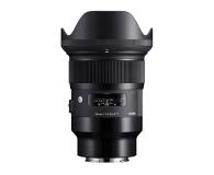 Sigma A 24mm f/1.4 DG HSM Sony E - 453639 - zdjęcie 1