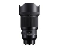Sigma A 85mm f1.4 Art DG HSM Sony E - 453718 - zdjęcie 1