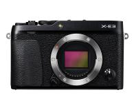 Fujifilm X-E3 body czarny  - 454739 - zdjęcie 1