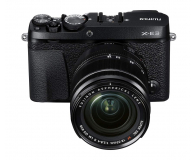 Fujifilm X-E3 18-55mm f2.8-4 OIS czarny - 454743 - zdjęcie 1