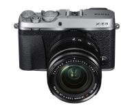 Fujifilm X-E3 18-55mm f2.8-4 OIS srebrny - 454744 - zdjęcie 1