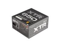 XFX Black Edition XTR 650W 80 Plus Gold - 428883 - zdjęcie 3