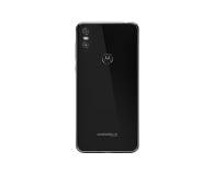 Motorola One 4/64GB Dual SIM czarny + etui + 64GB - 483108 - zdjęcie 6