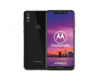 Motorola One 4/64GB Dual SIM czarny + etui - 448945 - zdjęcie 1