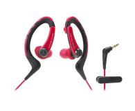 Audio-Technica ATH-SPORT1 Czerwony - 461498 - zdjęcie 1