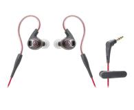 Audio-Technica ATH-SPORT3 Czerwony - 461523 - zdjęcie 1