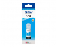 Epson 106 EcoTank Cyan 70ml (C13T00R240) - 461727 - zdjęcie 1