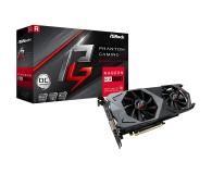 ASRock Radeon RX 590 Phantom Gaming X 8G OC GDDR5  - 462683 - zdjęcie 1