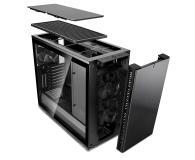 Fractal Design Define R6C Blackout Tempered Glass - 463045 - zdjęcie 8
