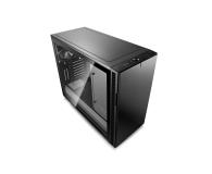 Fractal Design Define R6C Blackout Tempered Glass - 463045 - zdjęcie 1