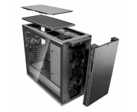 Fractal Design Define R6C Gunmetal Tempered Glass - 463047 - zdjęcie 8