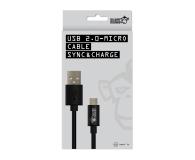 Silver Monkey Kabel USB 2.0 - micro USB 2m - 461255 - zdjęcie 2
