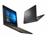 ASUS TUF Gaming FX705GM i7-8750H/8GB/256PCIe+1T/Win10X - 463656 - zdjęcie 1