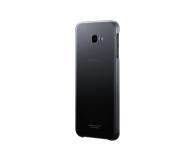 Samsung Gradation cover do Galaxy J4+ czarne  - 463065 - zdjęcie 2