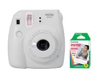 Fujifilm Instax Mini 9 biały + wkład 10 zdjęć  - 393610 - zdjęcie 1