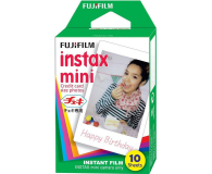 Fujifilm Instax Mini 9 biały + wkład 10PK + pokrowiec - 393617 - zdjęcie 7