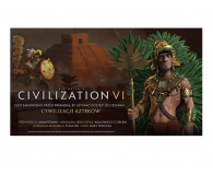 PC Civilization 6 - Aztec Civilization Pack ESD Steam - 460891 - zdjęcie 1